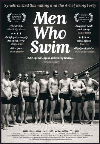 Men Who Swim